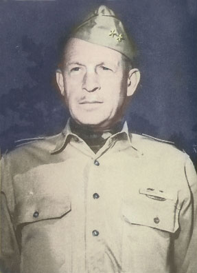 Blue Devils-88th Infantry Division-Major General Bryant E. Moore-Commanding General-November 1945