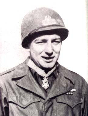 Second Lieutenant Charles W. Shea - Company  F 350th Infantry Regiment - 88th Infantry Division Blue Devils